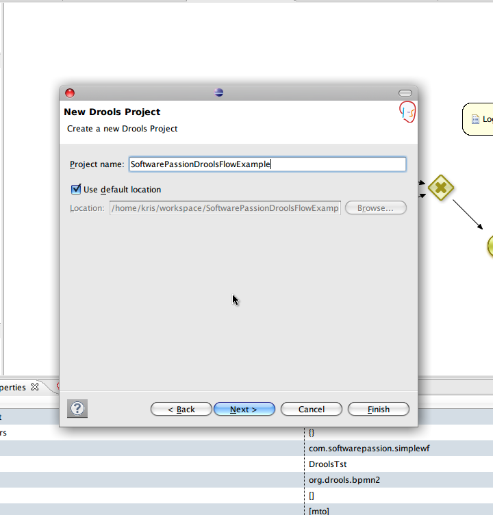 Getting started with Drools Flow   Software Passion